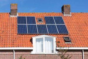 zonnepanelen op eigen dak