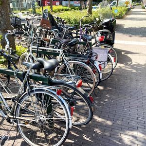 fietsparkeerplek