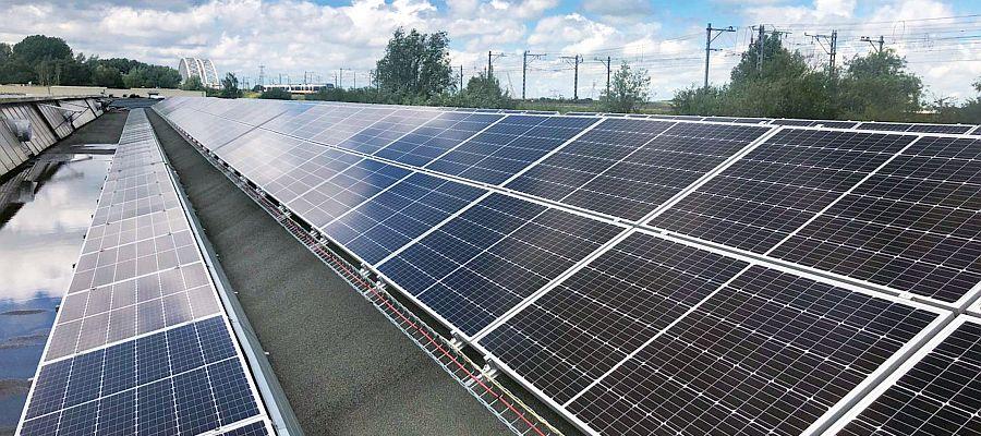 zonnepanelen voor bedrijven